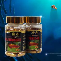 1/2/5 Bottle Nitrifying Bacteria Capsule For Freshwater Mari