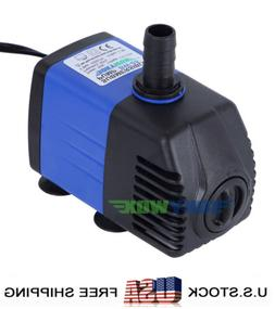 115V Submersible Water Pump 1800LPH Fish Tank Pump Pond Foun
