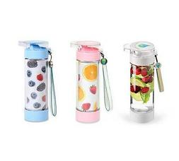Define Bottle 12oz Lite Fruit Infuser Shark Tank Reusable Wa