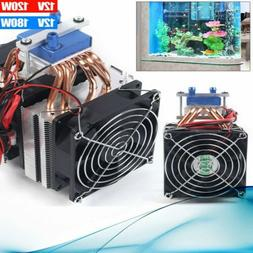 12v cooler refrigeration water chiller diy cooling