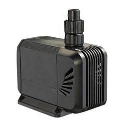 1500L/H, 15W Submersible Pump, Ultra Quiet Fountain Water Pu