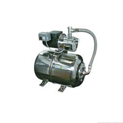BurCam 506547SS  SW Stainless Steel Jet Pump & Tank, Ml25H 3