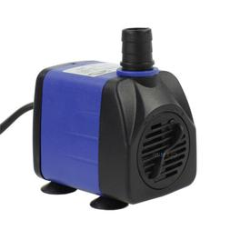 160 GPH Submersible Aquarium Water Pump Fish Tank Powerhead