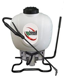 Roundup 190314 Backpack Sprayer for Fertilizers, Herbicides,