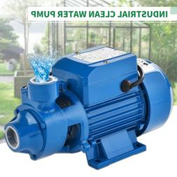 1HP Centrifugal Clean Clear Water Pump Electric Industrial F