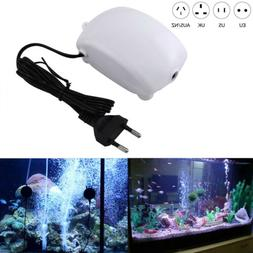 2.5W Ultra Silent Efficient White Air Pump Oxygen Water Fish