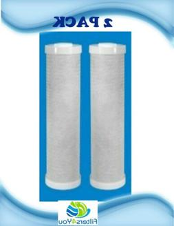 2) Hydronix CB-45-2005 Compatible NSF Carbon Block Filter 4.