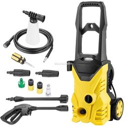 2000PSI Water Electric Pressure Washer 1.4 GPM Power w/ Hose