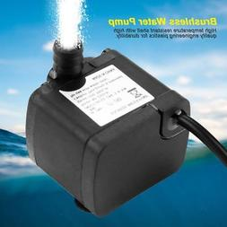 24V Mini DC Brushless Water Pump Low Noise For Solar Water H