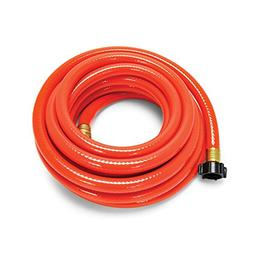 Camco 25ft RhinoFLEX Gray/Black Water Tank Clean Out Hose -