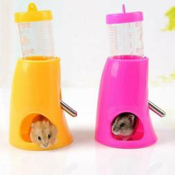 2in1 Small Animal Hamster Dispenser With Base Nest Water Bot