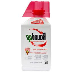 3 each: Roundup Weed & Grass Killer Concentrate Plus