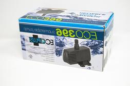 Ecoplus 396 Submersible Water Pump 396 GPH - eco396 aquarium