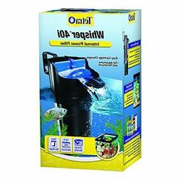 40 Gallon Tank Filter Canister Aqua Water Filtration Fish Tu