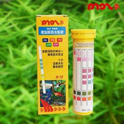 5 in 1 easy test strips ph