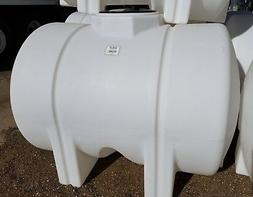 525 gallon poly plastic water storage leg