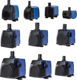 53-710 GPH Submersible Pump Aquarium Fish Tank Fountain Wate