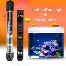 5Types Submersible Water Heater Heating Rod + Protective Cas