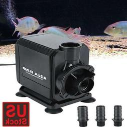 800GPH Submersible Water Pump Aquarium Fountain Pond Fish Ta