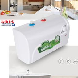 8L tank Electric Hot Water Heater Household Bathroom Kitchen