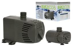 EcoPlus® Adjustable Flow Submersible Pump  172 291 370 528