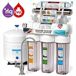 Express Water Alkaline Ultraviolet Reverse Osmosis Filtratio