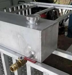 Aluminum Water Storage Tank Dog Box Stock Trailer Camping An