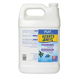API STRESS ZYME Freshwater and Saltwater Aquarium Cleaning S