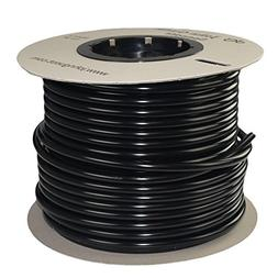 "John Guest Black 250 ft/roll 1/2"" Polyethylene Tube Tubing D"