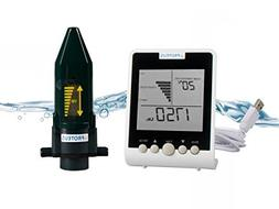 Proteus Cistern Water Level Monitor EcoMeter S: Wireless Ult