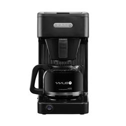 Coffee Maker Black Stainless Steel Hot Water Tank Kitchen Di