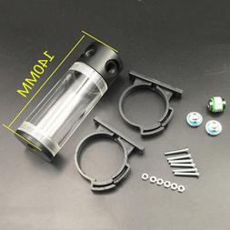 Cylinder Water Tank Reservoir CPU Power Liquid Buckle For Co