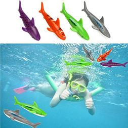 Ecosin Diving Toy Underwater Swimming Pool Toys Pool Gliding