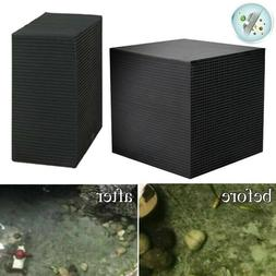 Eco-Aquarium Water Purifier Cube Fish Tank Cleaning Filters