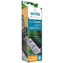 Elive EE01502 Filter Cartridge White Medium 3 Pack