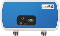 Eemax EEM24006 Electric Tankless Water Heater, 6KW, Blue