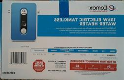 Eemax EEM24013 Electric Tankless Water Heater, Blue 13kW 240