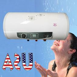Electric Hot Water Heater Tank 50L Faucet Fast Heating Showe