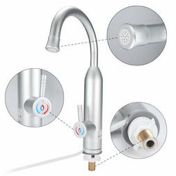 Electric Kitchen Water Heater Hot Tankless Instant Bathroom