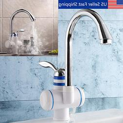 Electric Tankless Instant Hot Water Heater Faucet Bathroom K