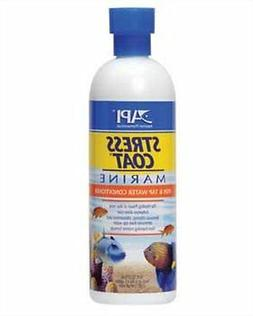 API Fish Tank Aquarium Stress Coat Marine Water Conditioner