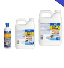 Fish Tank Aquarium Water Conditioner Chlorine Ammonia For Fr