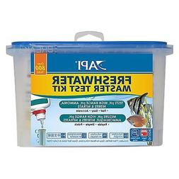 Freshwater Test Kit Master pH Ammonia Nitrite Nitrate Water