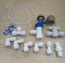 Full Set Replacement Parts Fitting Tank Ball Valve For Simpu