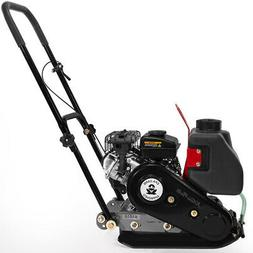 Gas Plate Compactor w/ Water Tank Vibration Tamper EPA CARB