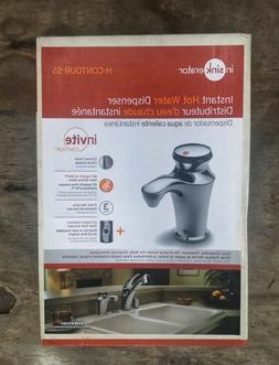InSinkErator H-CONTOUR-SS Invite Contour Instant Hot Water D