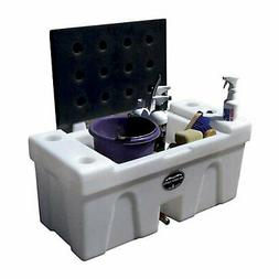 High Country Plastics High Country Water Tank Tack Box Combo