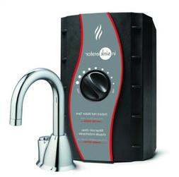 InSinkErator HOT100-C-SS Instant Hot Water Dispenser and Tan