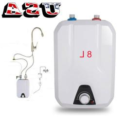 Household Electrical Hot Water Heater with 8L Large Water Ta