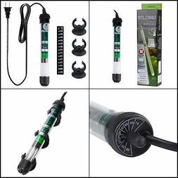 Uniclife Submersible Aquarium Heater 50W with Thermometer an